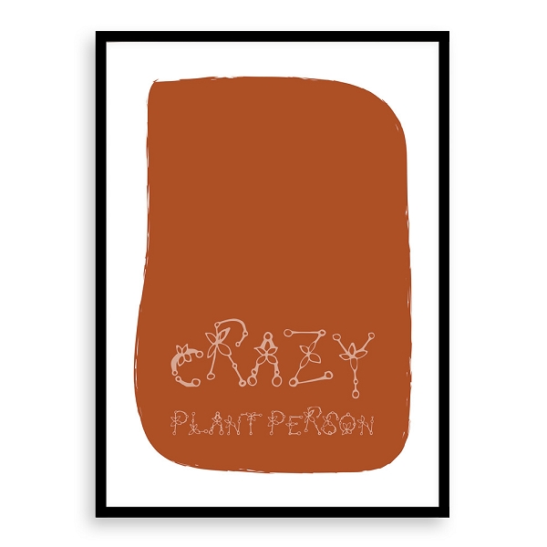 Crazy Plant Person II