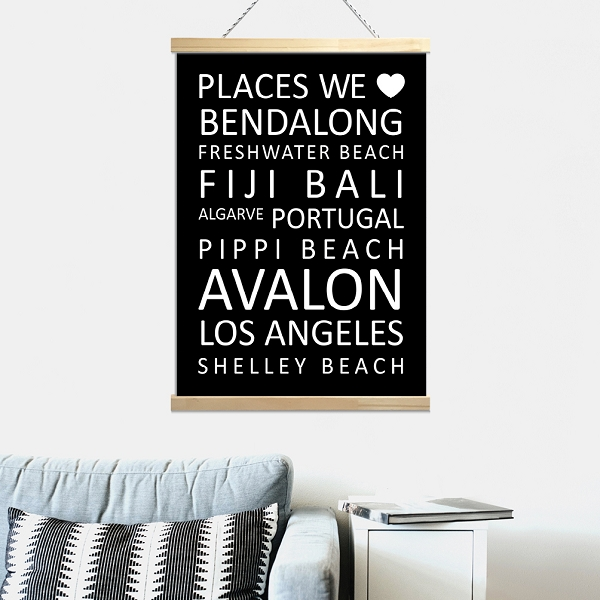 PLACES WE LOVE scroll