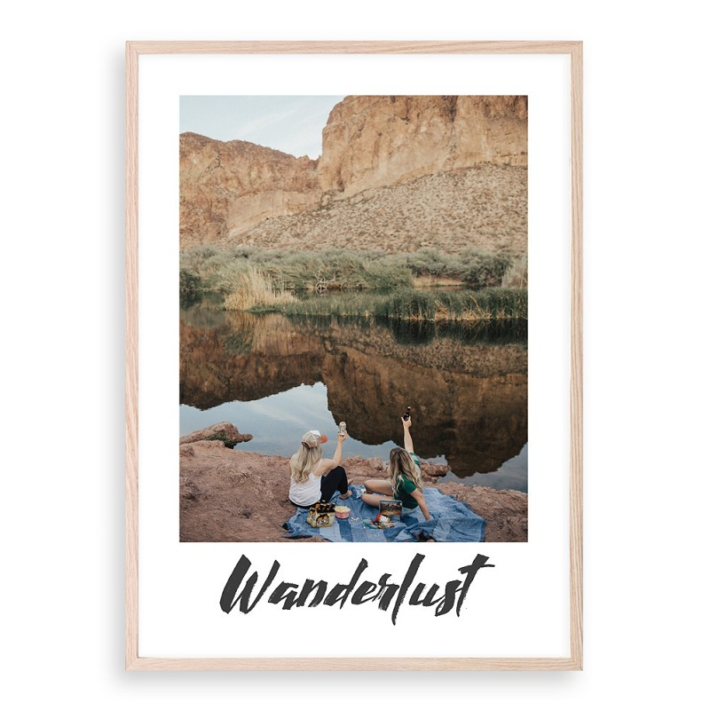 YOUR PHOTO YOUR WAY - Wander