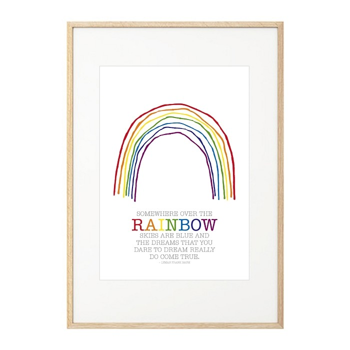 RAINBOW - drawing