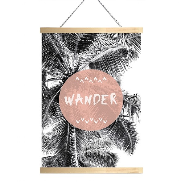 WANDER - Canvas